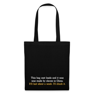 THIS IS NOT A HESSIAN SACK - Tote Bag