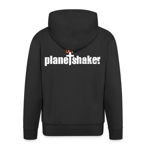 Planetshaker Kapuze - Männer Premium Kapuzenjacke