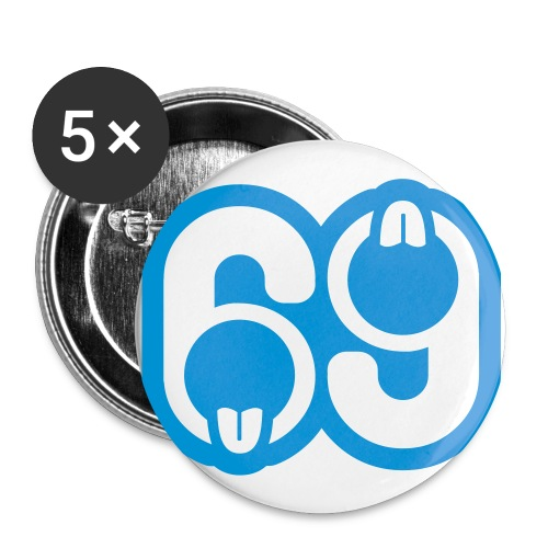 Badge grand 56 mm