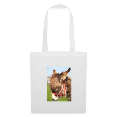 White Bailey baby donkey Accessories