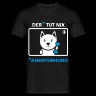 T-Shirts ~ Männer T-Shirt ~ der tut nix
