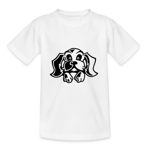 dog - Teenager T-shirt