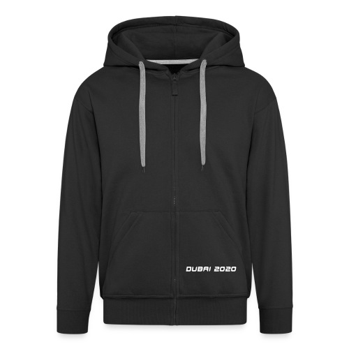 2020Series - Men's Premium Hooded Jacket