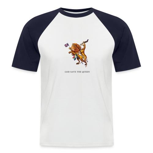 God save the Queen - T shirt - Men's Baseball T-Shirt