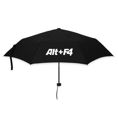 Regenschirl mit Aufdruck - Regenschirm (klein)