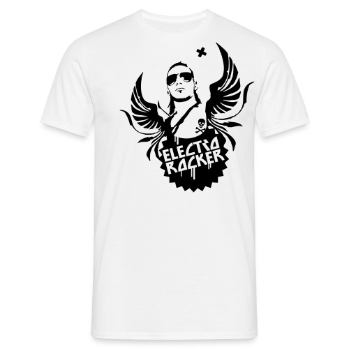 electro rocker - Männer T-Shirt