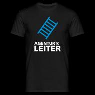 T-Shirts ~ Männer T-Shirt ~ agentur-leiter