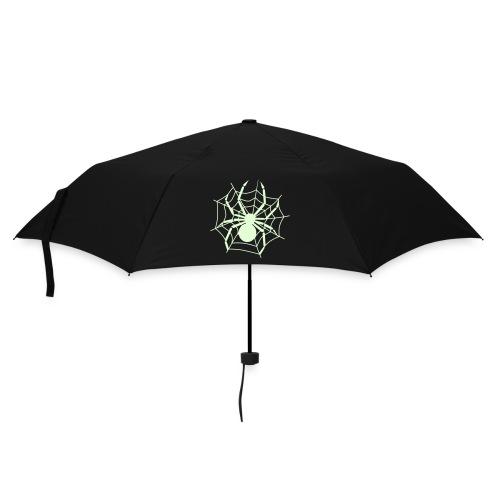 Regenschirm spinne-fliege leuchtend - Regenschirm (klein)