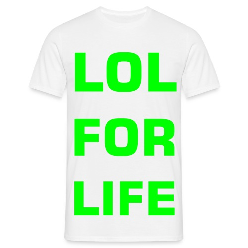 LOL T-shirt - Men's T-Shirt