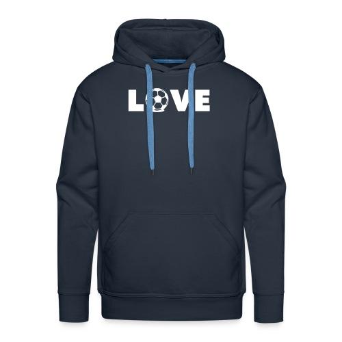 Love-Pulli - Männer Premium Hoodie
