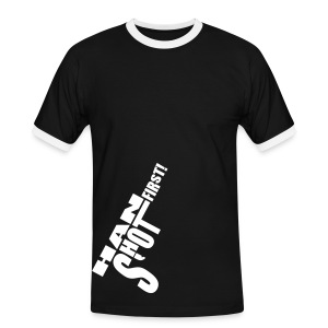 Han shot first! - Men's Ringer Shirt
