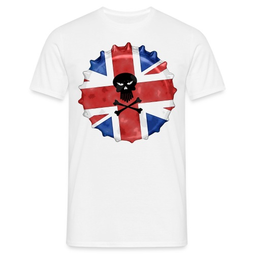 UK - Nationen - Männer T-Shirt