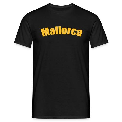 Mallorca - Nationen - Stadt - Männer T-Shirt
