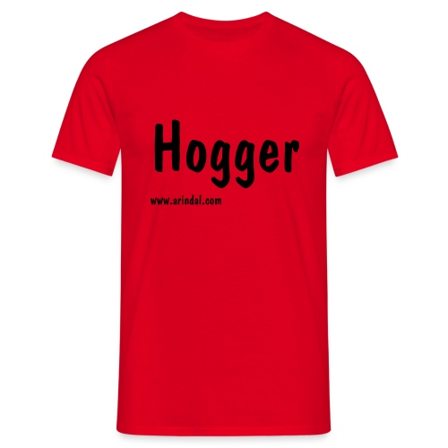 Hogger - Men's T-Shirt