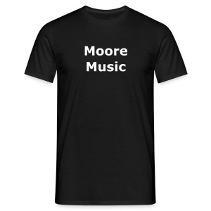 Moore Music T Shirt - Men's T-Shirt