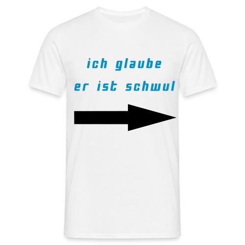 Schwul - Männer T-Shirt