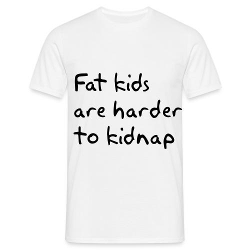 Fat kids - Männer T-Shirt