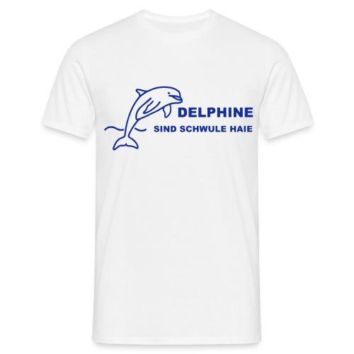 Delphine - Männer T-Shirt