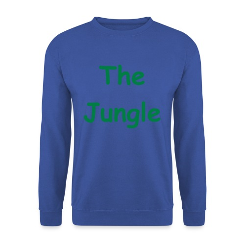 The Jungle (red sweater) - Mannen sweater