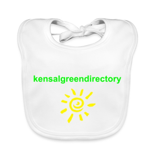 Baby Sunshine Collection - Baby Organic Bib