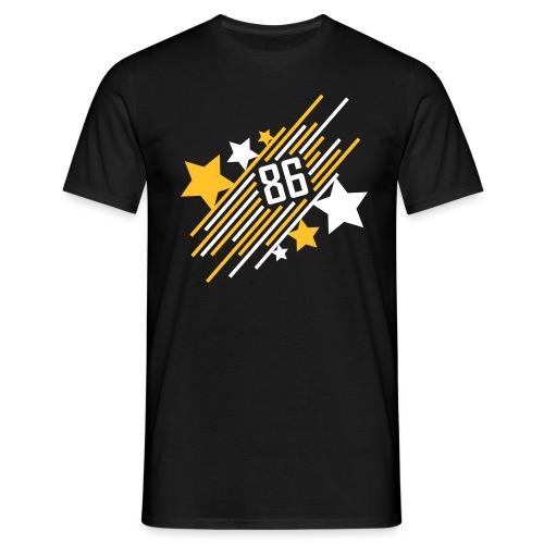 '86 Allstar - Shirt - schwarz - Männer T-Shirt