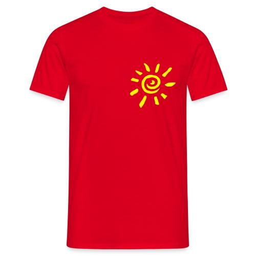 Soleil chaud - T-shirt Homme