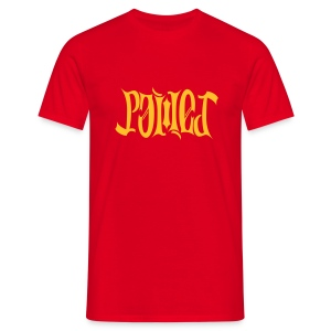 Power Ambigramm Shirt 1 - Männer T-Shirt