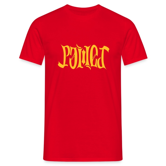 Power Ambigramm Shirt 1
