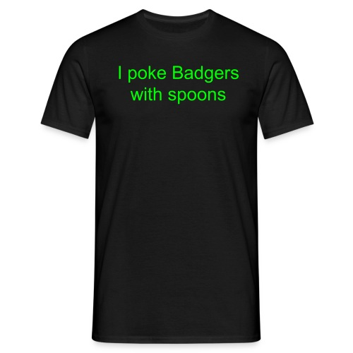 Badgerous - Men's T-Shirt