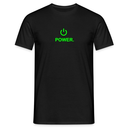 Power swith shirt - Men's T-Shirt