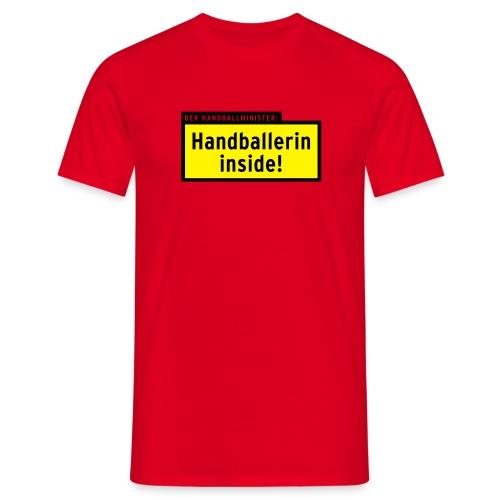 INSIDERIN *Alle T-Farben* - Männer T-Shirt