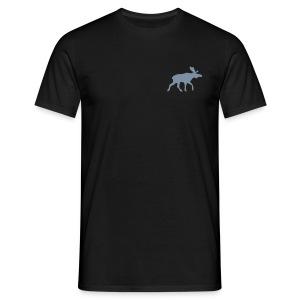 Elg, T-skjorte - T-skjorte for menn