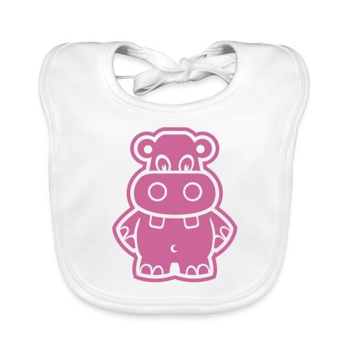 hippo hagesmæk - Baby økologisk hagesmæk