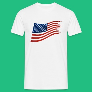 USA 4 TB - T-shirt Homme
