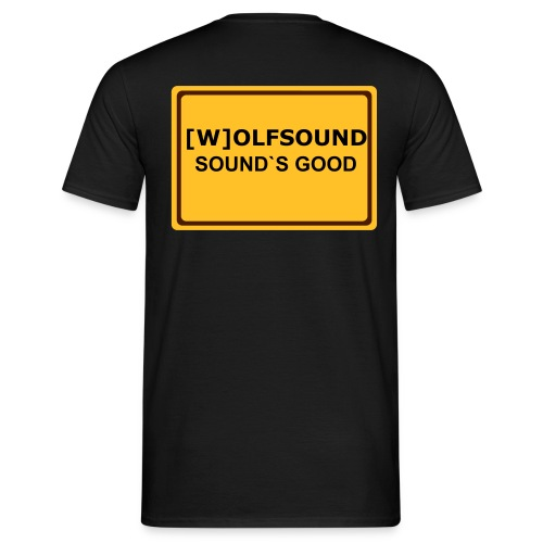 sound`s good - Männer T-Shirt
