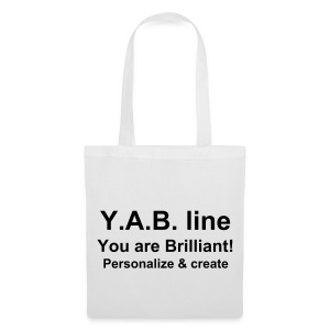 Tote Bag - Y.A.B. line