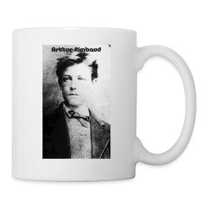 tasse Rimbaud - Mug blanc