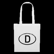 Taschen & Rucksäcke ~ Stoffbeutel ~ Die passende Tasche in weiss