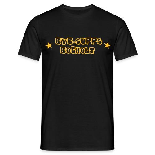 Shirt schwarz - Männer T-Shirt