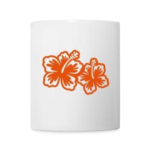 Hibiscus mug - Mug