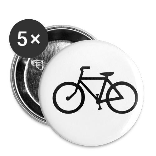 HALIMAHALI - Buttons mittel 32 mm (5er Pack)