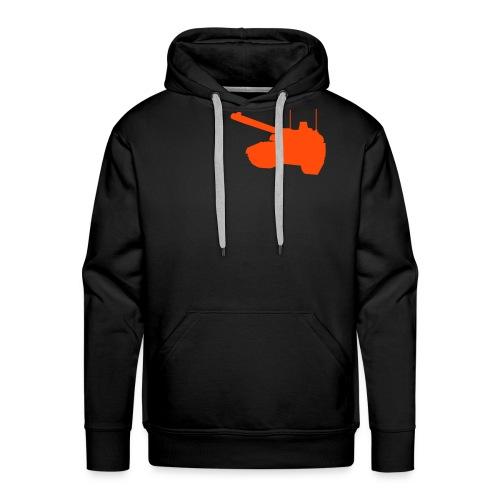 5,00 - Mannen Premium hoodie