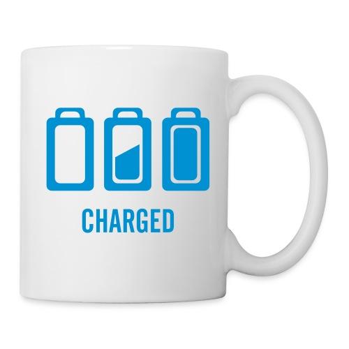 Blue Charge Mug - Mug