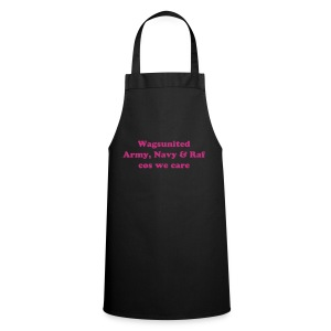 Black Apron - Cooking Apron