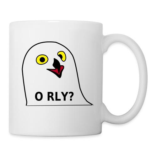 O RLY? - Tasse