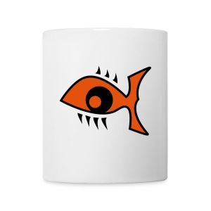 Eye Fish Pott - Tasse