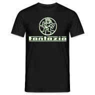 T-Shirts ~ Men's T-Shirt ~ Glow in the dark Fantazia T-shirt