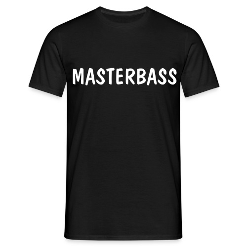 MASTERBASS!!! - Men's T-Shirt