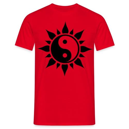 Yin Yang T-Shirt - Männer T-Shirt