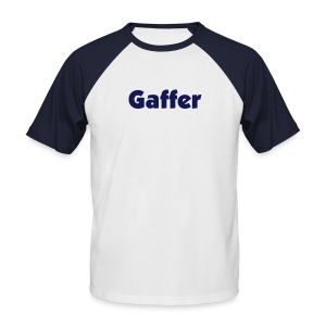 Gaffer T-Shirt - Men's Baseball T-Shirt